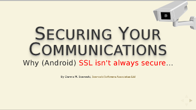 Securing Your Communications